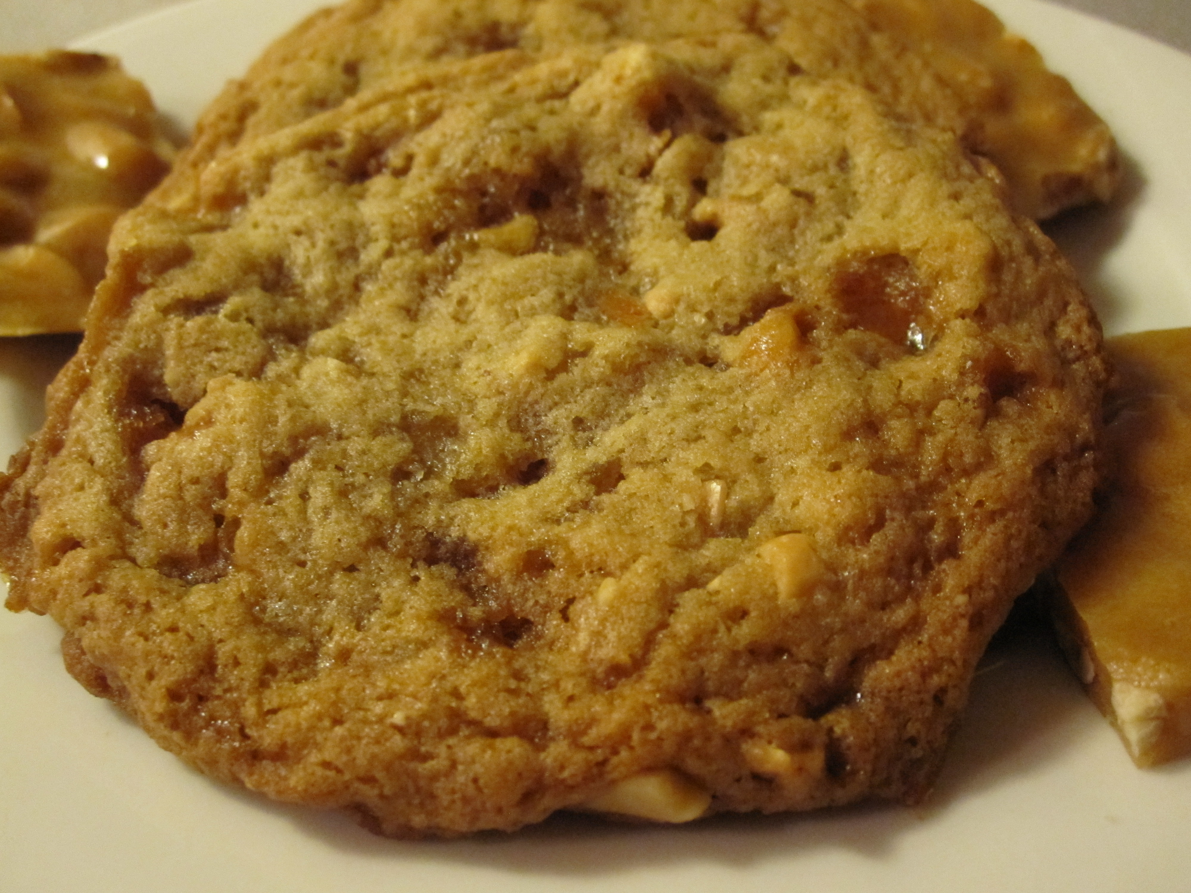peanut butter cookie day the bacon peanut brittle bacon peanut butter ...