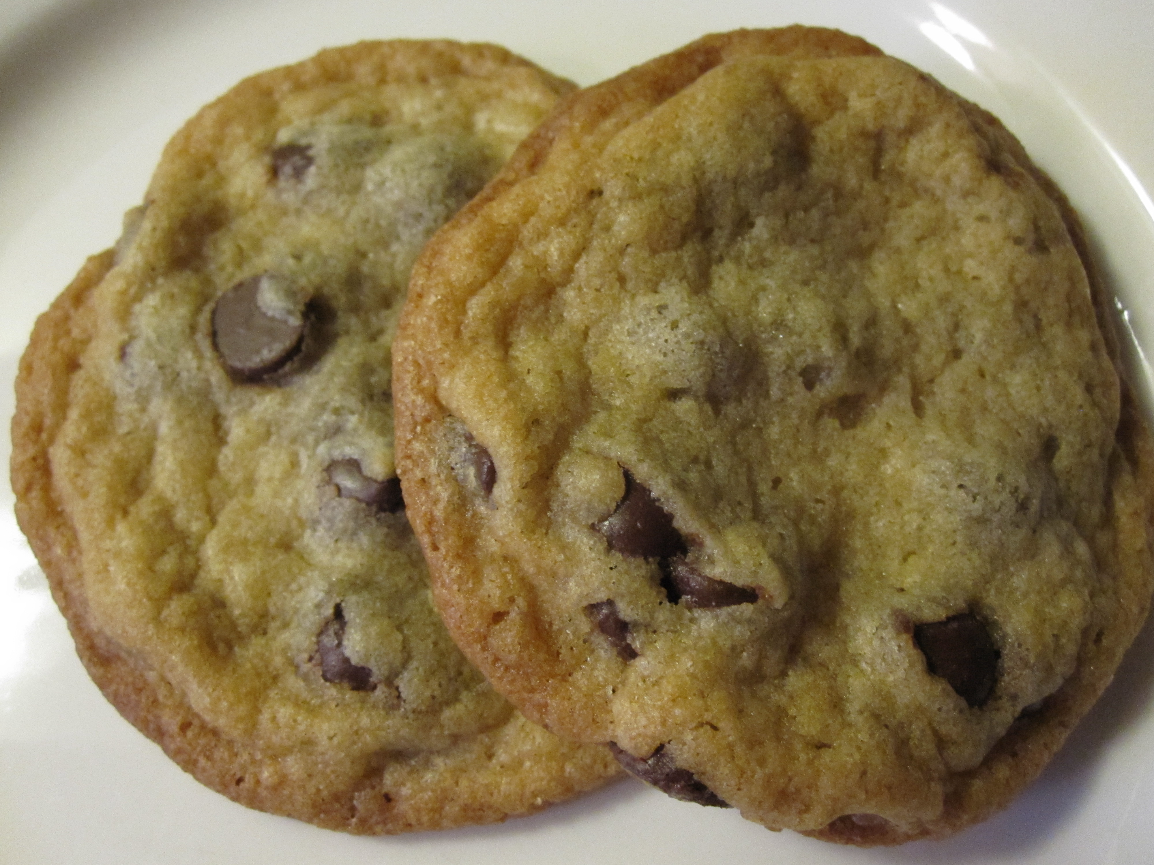 Best Brown Butter Chocolate Chip Cookies. makes about 3 dozen cookies ...