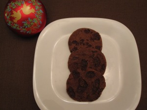 005 World Peace Cookies/ Bake, Run, Live
