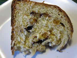 Chocolate and Orange Panettone