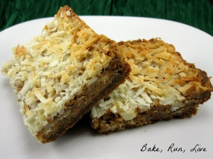 Biscoff Magic Cookie Bars