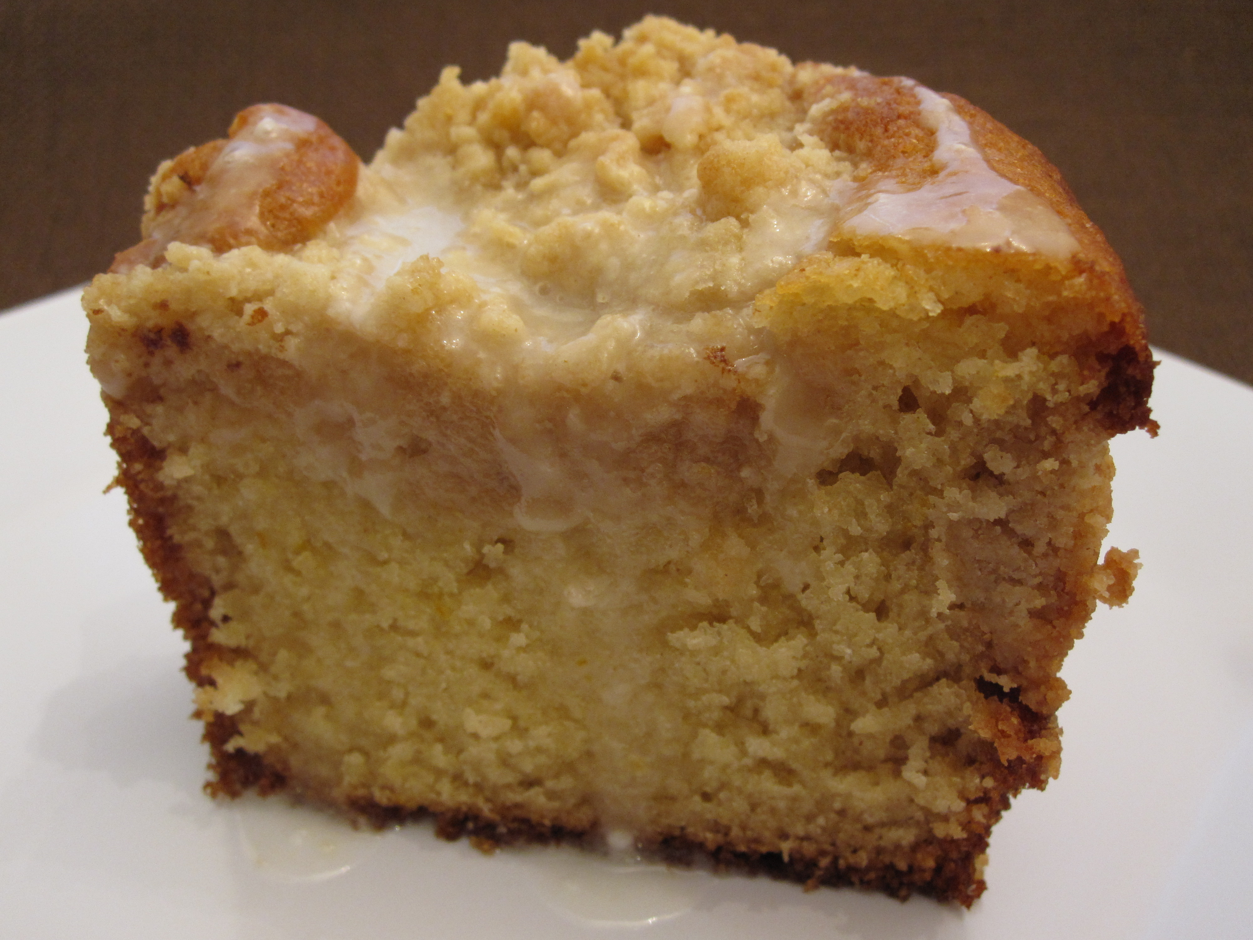 Meyer Lemon Coffee Cake | Bake, Run, Live
