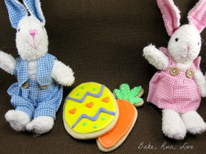 007 Easter sugar cookies