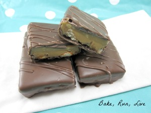 Homemade Take 5 Candy Bars
