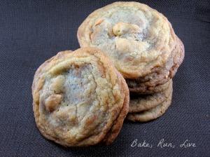 Biscoff Cashew Cookies