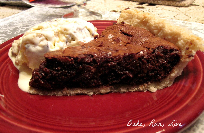 Brownie Pie Brownie Pie