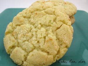 Lime Coconut Snickerdoodles